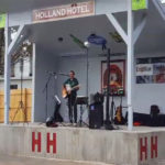 The Holland Hotel Bandstand